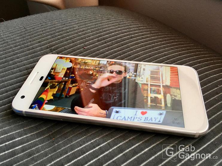 Pixel screen Casey Neistat