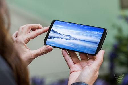 Video on Galaxy S8