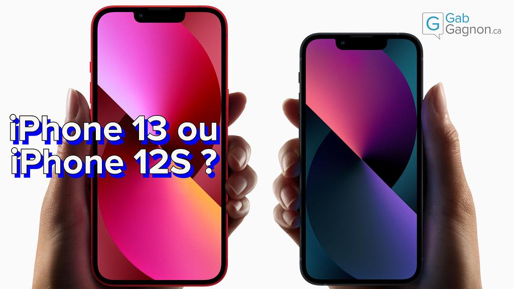 """Featured image for """"Nouveautés Apple de l'automne : iPhone 13, iPhone 13 Pro ou iPhone 12S?"""""""