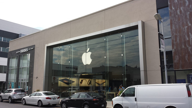 Apple Store Brossard