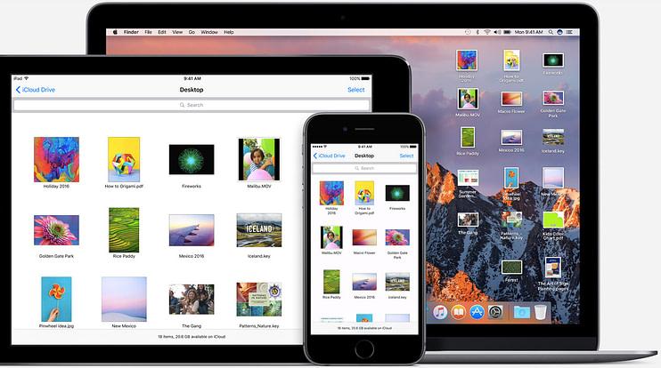 iCloud Sync