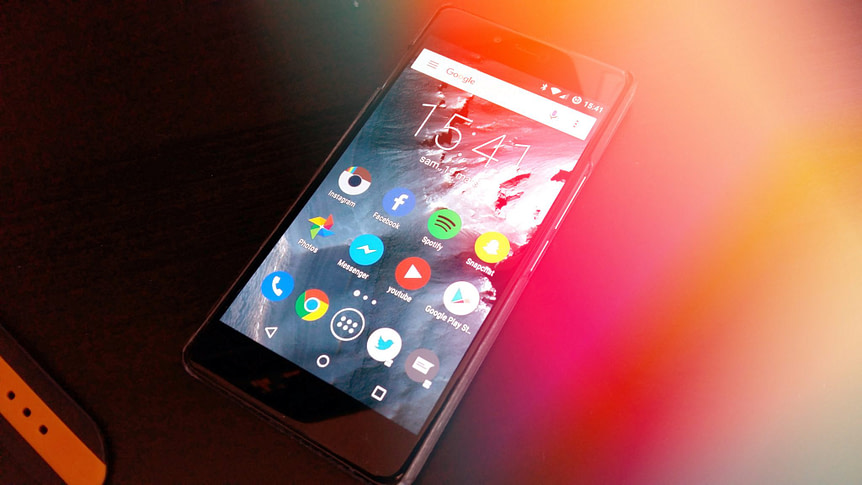 Action Launcher OnePlus X