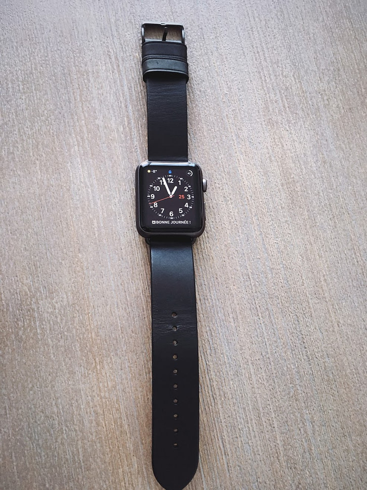 MonoWear bracelets Apple Watch