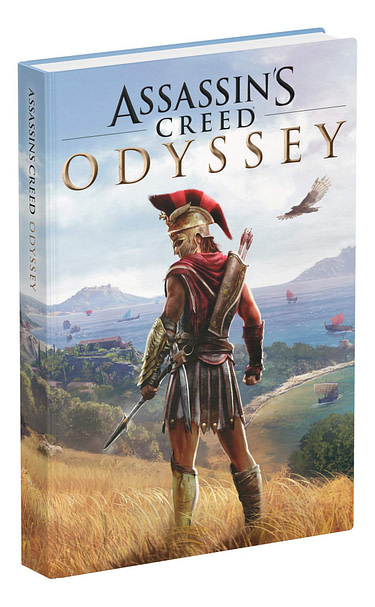 livre assassin's creed odyssey