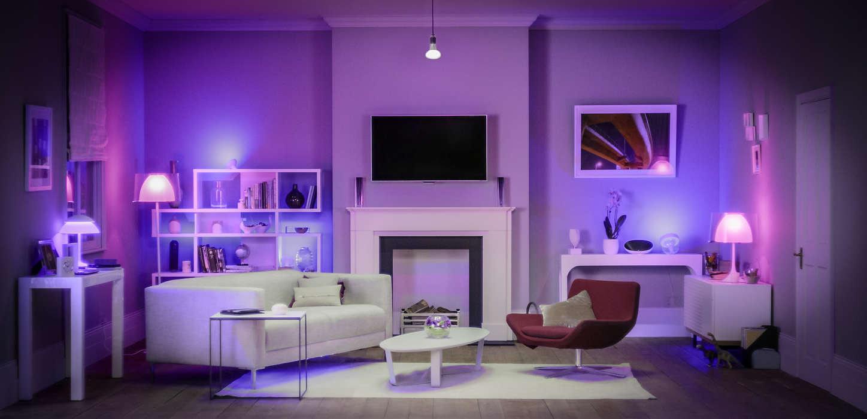 Philips Hue + Google Home